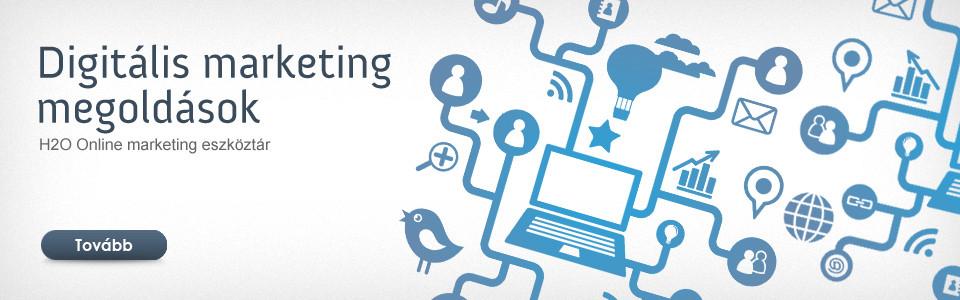 Digitális marketing megoldások