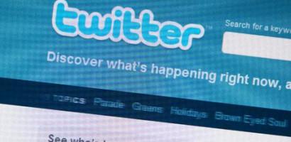 Twitter-felhasználók 2010-ben