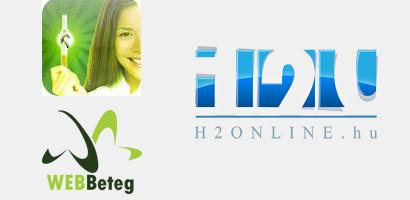 Újabb siker a H2Online mobil applikáció portfóliójában