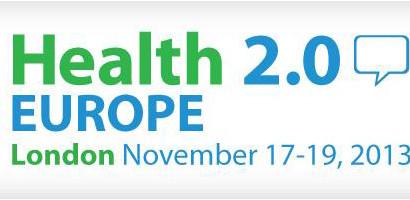Szinapszis a Health 2.0 Europe 2013 konferencián