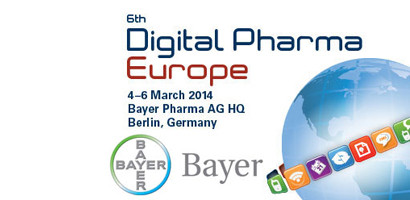 Digital Pharma Europe konferencia, 2014. március 4-6., Berlin