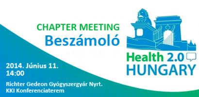 Health 2.0 közösség épül Magyarországon – Beszámoló az első hazai közösségi rendezvényről