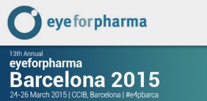 Kedvezményes részvételi lehetőség a 13. Eyeforpharma konferencián